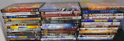Lot Of 36 Brand New Dvd Movies Avatar Spiderman 21 Nothing To Lose Ind Jones Etc