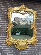 Beauitful Handmade Mirror In French Louis Xvi Style