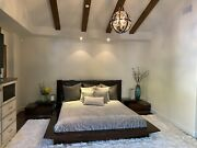 Cantoni Night And Day Cal King Bed And Matching Night And Day Nightstandsandnbsp