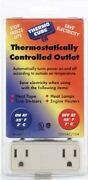 Thermo Cube Thermostatically Controlled Outlet - Item Tc-3 120vac/15a