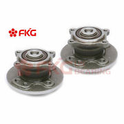 New Rear Wheel Bearing And Hub Assembly For 2002 - 2006 Mini Cooper 1.6l 512304 X2