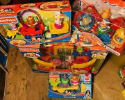 Fisher-price Touch And Feel Amazing Animals Circus 🎪 Plus More 🦁 🐘 🐻 🚂 New