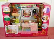 Battat- Our Generation Awesome Academy School Room For 18 In Dolls, 68 Pieces