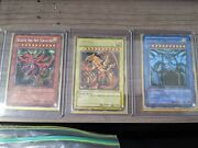 All Egyptian God Cards Original Perfect Condition Vintage