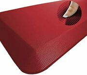 Sky Solutions Anti Fatigue Mat - Cushioned Comfort Floor Mats For Kitchen Offic