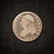 1811/9 Bust Dime 10c Coin Us Mint Collector Estate Numismatic Collector Rare