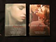 Richelle Mead, Lot Of 2, Vampire Academy Series, Books 4 And 5