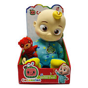 Cocomelon Roto Jj Doll Bedtime Soft 10 Plush Sing Toy Youtube In Hand Fast Ship