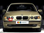 Bmw New Genuine 3 E46 Compact Front O/s Right Headlight Washer Cover 7066846