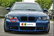 Bmw New Genuine 3 E46 Compact Front M Sport O/s Right Headlight Washer Cover