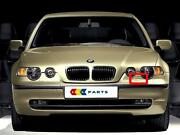 Bmw New Genuine 3 E46 Compact Front N/s Left Headlight Washer Cover 7066845