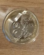 2002 Commonwealth Games Wales 2 Pound In Brilliant Uncirculated Condition .and039