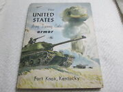 U.s. Army Training Center Armor Ft Knox Kentucky 1961 Yearbook Record Company D