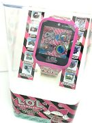Lol Surprise Doll Pink Interactive Kids Watch Games Camera Video Touch Screen