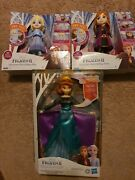 Disneyand039s Frozen 2 Anna And Elsa Story Telling Doll And Musical Adventure Anna
