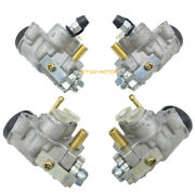 Front Brake Wheel Cylinders All Four For Honda Trx350 Rancher 4x4 2x4 2000-2003