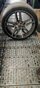 Wheel Front 19x8-1/2 Machined And Black Painted Fits 15-18 Corvette 290046