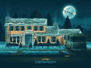 Christmas Vacation Dkng Title Print Poster Art Regular Bng Bottleneck Sold Out