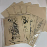 Tattoo Practice Skin Choose Size And Quantity Blank Learning Machine Supplies Kit