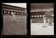 6 - Chicago White Sox Baseball Players Late 1940and039s Vintage Film Negative Photos