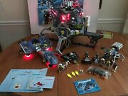 Playmobil Space Station Hovercraft Galactic Huge Lot 3080 3082 3083 3093 3094