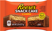 Reeseand039s Snack Cake 2.75oz 12 Count