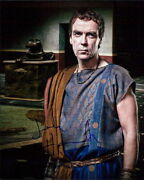 John Hannah Spartacus Gods Of The Arena In-person Signed 8x10 Photo