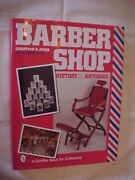 Barber Shop History And Antiques By Jones Value And Id 1998 Schiffer