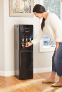 Bottom Loading Water Dispenser Single Serve Brewing K-cup Compatible Hot Cold