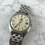 Omega Constellation Menand039s Wristband Analog Stainless Steel Silver Belt M861