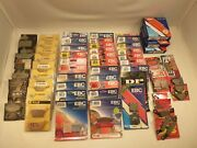 Lot Of 62 Motorcycle Brakes Sets New Some Vintage Old Stock Ebc Dp Sbs Prox