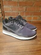 Nike Air Flow Anthracite / Black 458206-001 Size 9 - New With Box