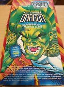5x New And Sealed Packs Of Erik Larsens The Savage Dragon Trading Cards