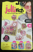 💎💎jelli Rez Sweets Jewelry Pack Quick And Easy Diy Craft Activity Kit New💎💎💎