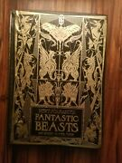 Harry Potter Book Replica Fantastic Beasts And Where To Find Them Very Rare Newt