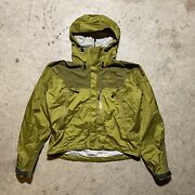 Vintage Arcteryx Kappa-sp Gore Tex Sample 1998 First Gen Made In Canada Size M