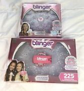 New In Box Blinger Plus 225 Gems And Refill Set With 300 Gems Bling