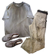 And039and039resident Evil Afterlifeand039and039 Screen-worn Zombie Costume