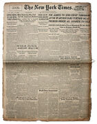 Original ''new York Times'' From 18 August 1945