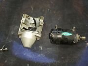 Suzuki Dt140 Electric Starter.and Mounting Bracket S114-346a