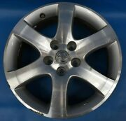 Nissan Quest 2007-2010 Used Oem Wheel 17x6.5 Factory Rim 17 Silver Machined