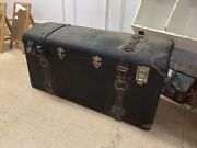 Antique Fey And Krause Los Angeles Car Trunk 24158