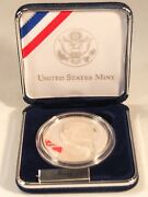 2005 P Supreme Court Justice John Marshall 90 Silver Dollar Proof Coin Box Coa