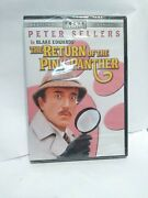 The Return Of The Pink Panther Brand New Dvd Comic Genius Blake Edwards Funny
