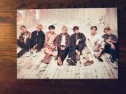 Bts Wings Taiwan Edition Limited Photocard Photo Postcard