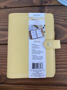 Creative Year Planner 40pc Recollections Yellow W/12 Month Calendar Pack