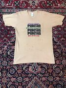 Vintage 80s Sex Magazines Puritan T Shirt Size Large Adult American Dreambook