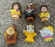 Fisher Price Little People Disney Princess My Little Ponyand039s 40+lot