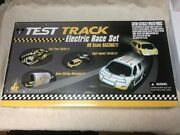 Wdw Epcot Test Track Electric Ho Scale Race Slot Car Set- New Factory Sealed Mib