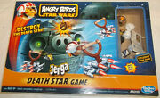 Angry Birds Star Wars Fighter Pods Jenga Death Star Action Figures And Statues